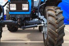 Конец-вверх трактора Стоковое фото RF