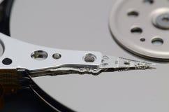 Конец-вверх HDD Стоковая Фотография RF