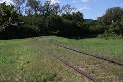 Конец линии Стоковая Фотография RF