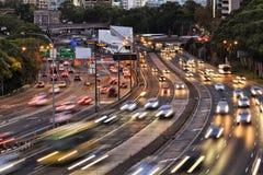 Конец комплекта Сиднея Warringah Стоковое фото RF