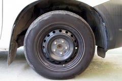 Автомобиль колеса Стоковые Изображения RF