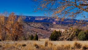 Конец от ноября в большой долине стоковая фотография