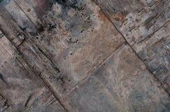 старый конец древесины вверх Стоковые Фото