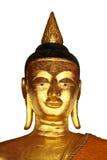 Конец статуи Будды вверх стоковое фото rf