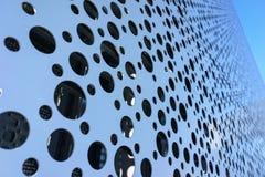 Конец фасада средств массовой информации СИД вверх Стоковое фото RF