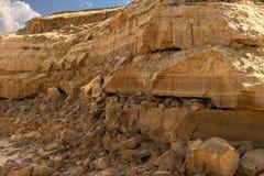 Конец шахты доломита вверх Стоковые Изображения