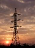 конец электричества Стоковые Изображения RF