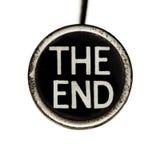 конец Стоковые Фотографии RF
