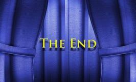 конец Стоковые Изображения RF