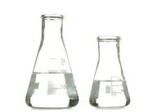 Коническая склянка стоковое фото rf