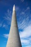 конкретная башня Стоковые Изображения RF