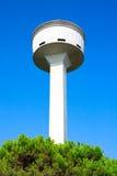 конкретная вода башни Стоковые Фотографии RF