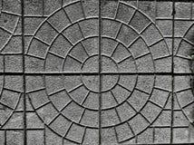 конкретная картина настила плиты Стоковое Изображение RF