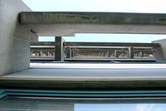 конкретная конструкция Стоковое фото RF
