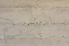 конкретная покрашенная стена белая Стоковое Фото