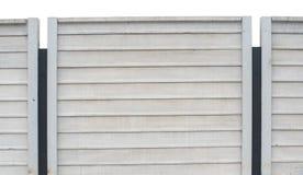 конкретная серая стена по мере того как стена пользы цемента предпосылки Стоковое фото RF
