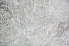 конкретная серая стена по мере того как стена пользы цемента предпосылки Стоковая Фотография