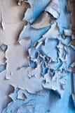 конкретная стена шелушения краски Стоковое фото RF