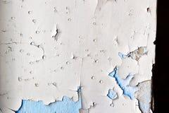 конкретная стена шелушения краски Стоковые Фотографии RF