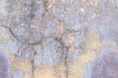 Конкретная текстура стены цемента или конкретная предпосылка стены цемента Стоковая Фотография