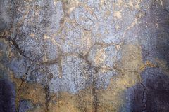 Конкретная текстура стены цемента или конкретная предпосылка стены цемента Стоковые Фото