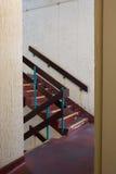 конкретный лестничный колодец Стоковое Изображение