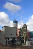 конкретный завод Стоковые Фото