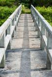 Конкретный мост Стоковые Фотографии RF
