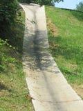 Конкретный сток воды Стоковое Изображение RF