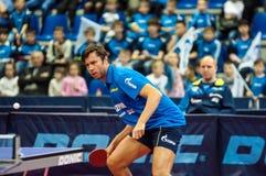 Конкуренции настольного тенниса Стоковая Фотография RF