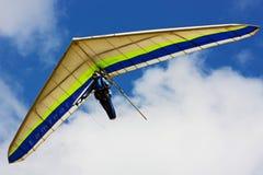 конкуренции скользя hang Италия Стоковое фото RF