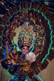 Конкуренция 2017 ферзя фестиваля Sinulog Стоковые Фотографии RF