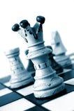 конкуренция шахмат Стоковое фото RF