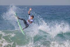 Конкуренция Ballito Pro занимаясь серфингом стоковая фотография