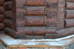 Конопатить linen шнур и прерванный в обломоки Стоковая Фотография RF