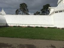 Консерватория цветков, Golden Gate Park, Сан-Франциско, 10 Стоковое Изображение