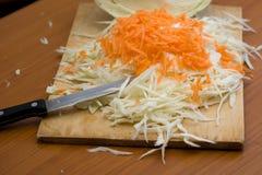 консервация капусты стоковое изображение