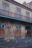 Консервация Hall в Новом Орлеане Стоковое фото RF