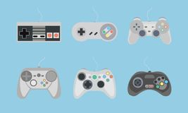 Консоль управления для видеоигры Стоковая Фотография RF