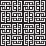 Конспекта картины вектора безшовное безшовного геометрического геометрическое стоковые фотографии rf