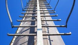 Конспект больших лестниц Стоковые Изображения RF
