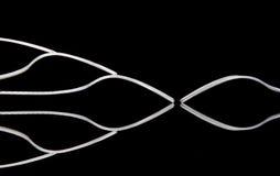 Конспект вилки Стоковые Изображения RF