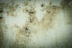 Конспект, виньетка, ржавая, зеленая металлическая предпосылка Стоковое фото RF