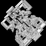 Конспект геометрии Стоковые Изображения RF