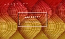 Конспект, динамический и текстурированный желтый цвет, оранжевая предпосылка для вашего элемента дизайна и другие иллюстрация вектора