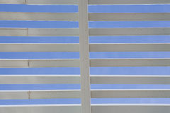 Конспект деревянной решетины для предпосылки Стоковые Изображения
