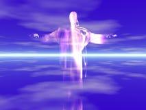 Конспект Иисуса Христоса Стоковое Изображение RF