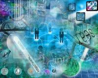 Конспект интернета Стоковые Изображения RF