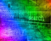 Конспект интернета Стоковое Изображение RF