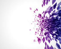 конспект исследует квадрат мозаики бесплатная иллюстрация